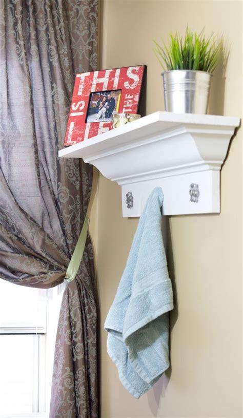 Crown-Molding-Bathtub-Shelf-Diy