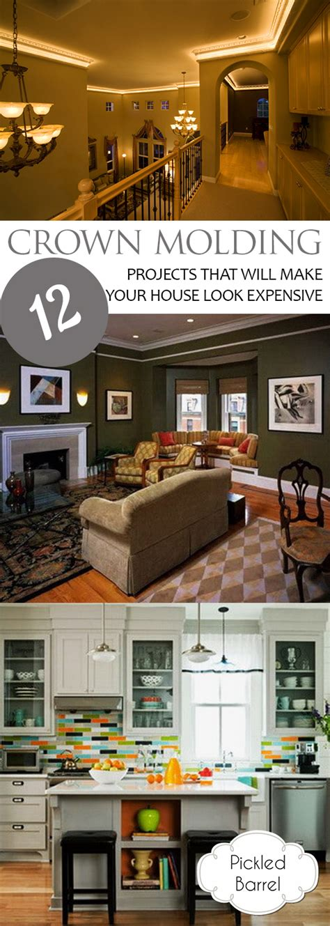 Crown-Molding-Projects