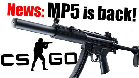 Csgo Mp5 Not Working And Dayz Mp5 Compensator