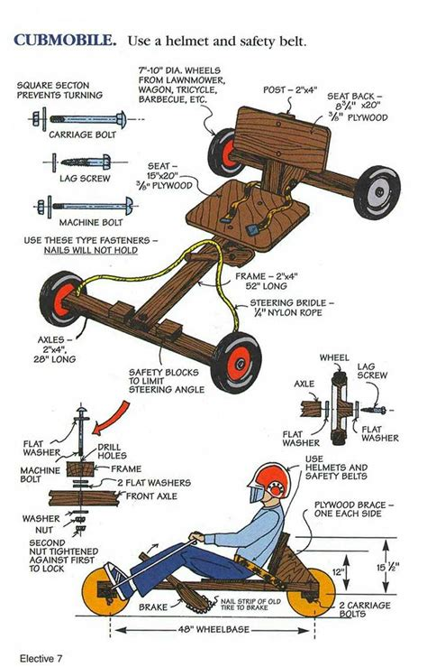 Cub Scout Soap Box Car Plans