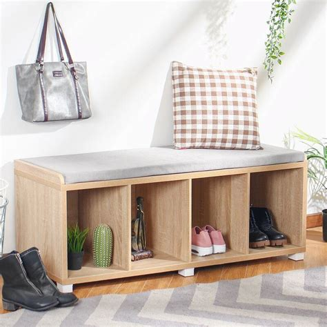 Cubby Patio Storage Bench Plans