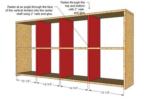 Cubby-Hole-Shelf-Plans