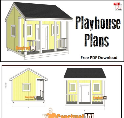 Cubby-House-Plans-Free-Downloads