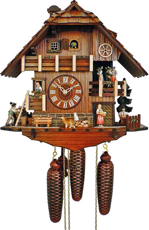 Cuckoo-Clock-Plans