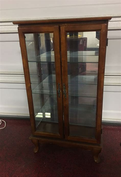 Curio Cabinets Sale By Owner