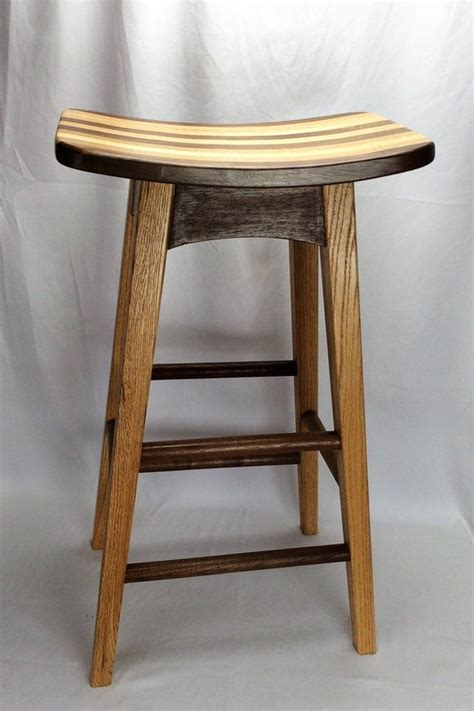 Curved Bar Stool Plans