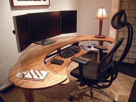 Curved-Computer-Desk-Plans