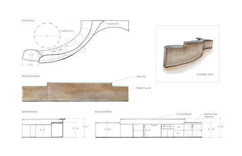 Curved-Desk-Plans