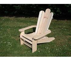 Best Curved back adirondack chair plans.aspx