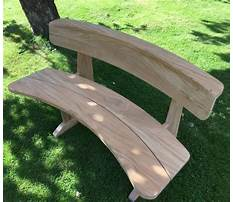 Best Curved bench
