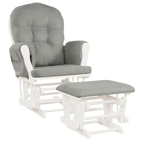 Cushioned Rocking Chair For Nursery