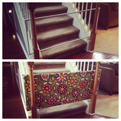 Custom Baby Gate Diy With Material