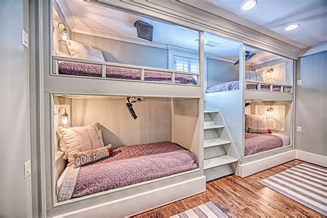 Custom Bunk Bed Designs Plans