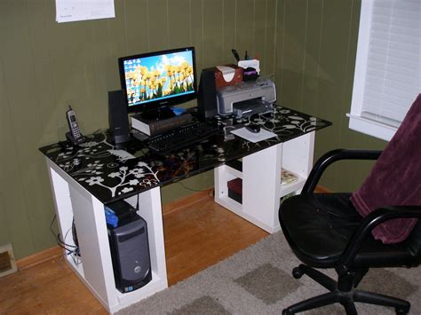 Custom Computer Desk Designs