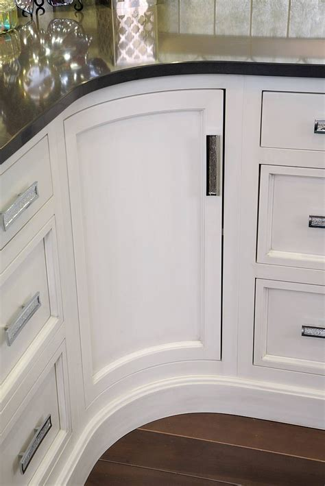Custom Curved Cabinet Doors