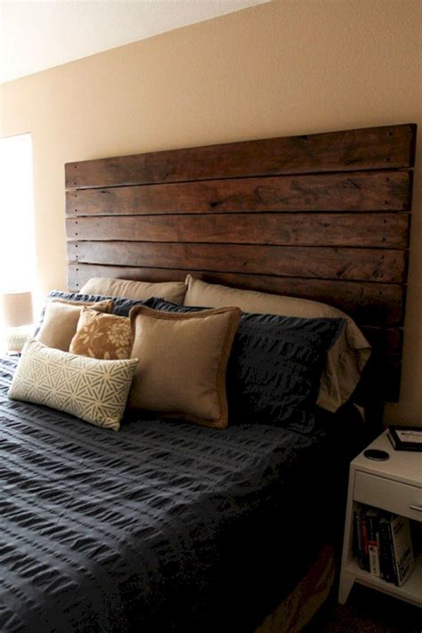 Custom Diy Wooden Headboard
