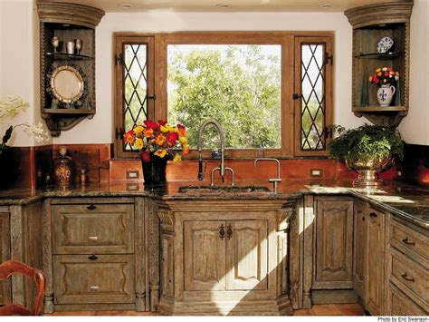 Custom Made Wood Kitchen Cabinets