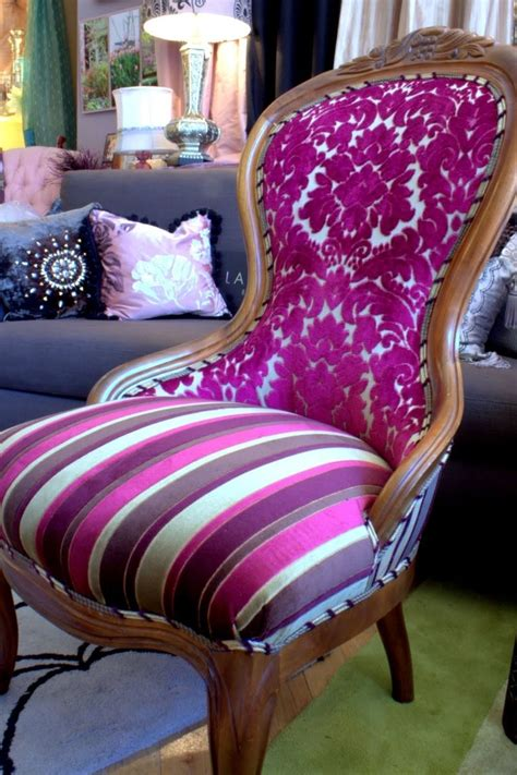 Custom Upholstered Recliner Chairs