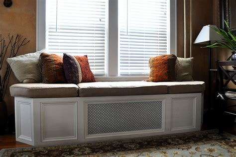 Custom Window Bench Seat Cushion