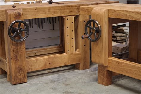 Custom Woodworking Bench