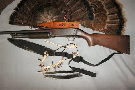 Custom Hunting Shotgun And Massachusetts Deer Hunting Season Shotgun