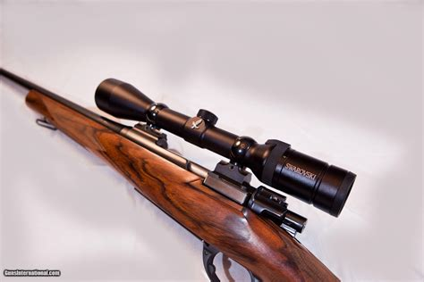 Custom Mauser Gunsmiths And Dean Gunsmith Tauranga