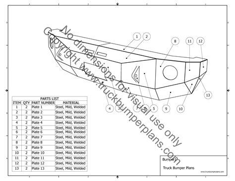 Custom-Bumper-Blueprints