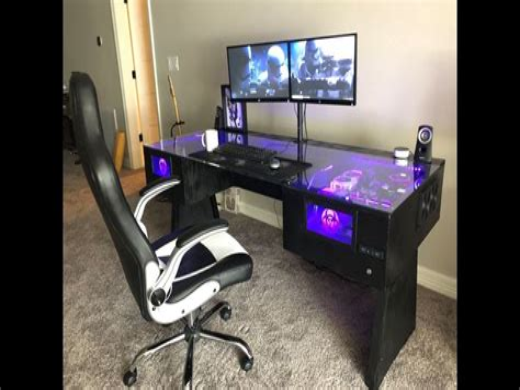 Custom-Computer-Table-Diy
