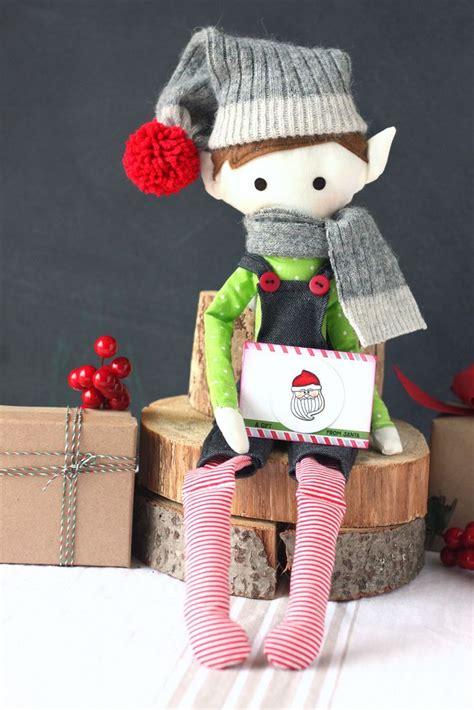 Custom-Elf-On-The-Shelf-Diy-From-Doll