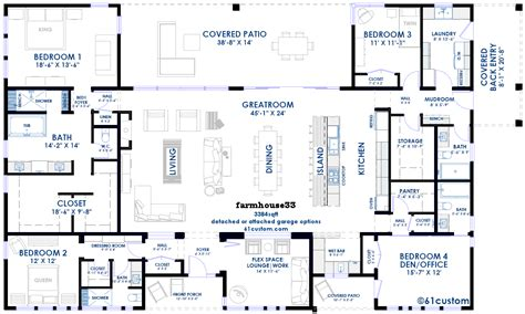 Custom-Farmhouse-Floor-Plans