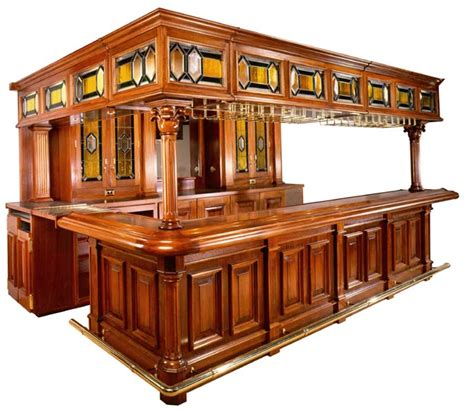 Custom-Home-Bar-Plans-Free