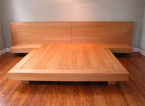 Custom-Platform-Bed-Plans