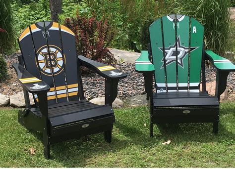 Custom-Sports-Adirondack-Chairs