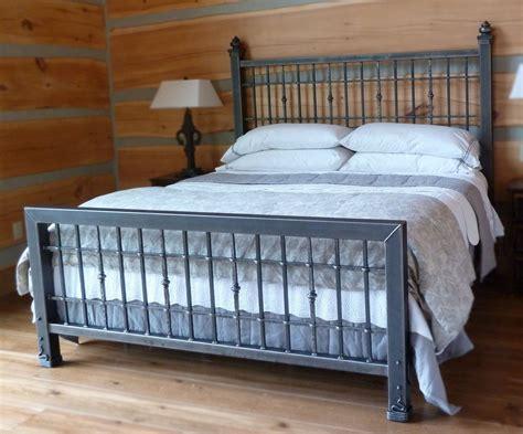 Custom-Steel-Bed-Frame-Plans