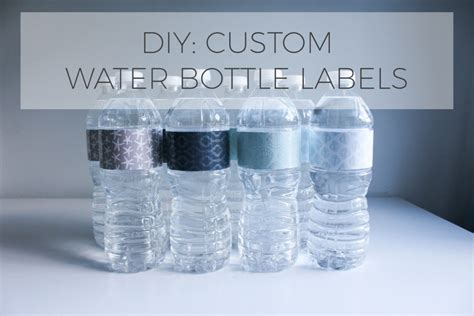 Custom-Water-Bottle-Labels-Diy