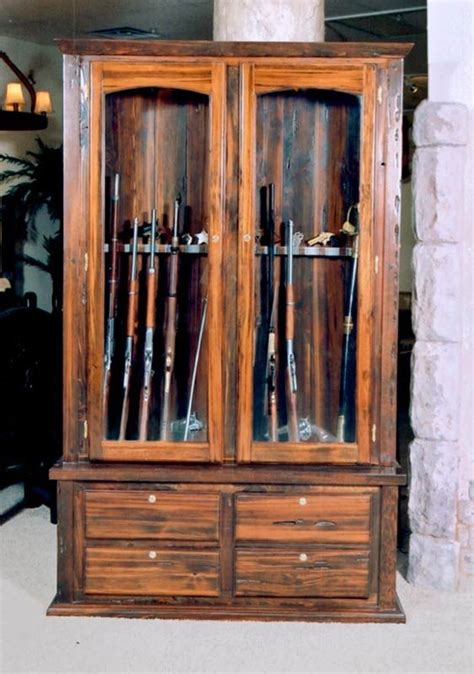 Custom-Wood-Gun-Cabinet-Plans