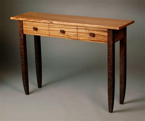 Custom-Woodworking-Hall-Table
