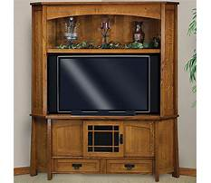 Best Custom corner entertainment cabinets