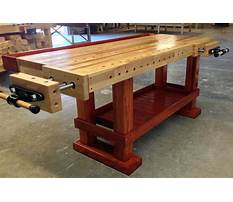 Best Custom woodworking benches for sale