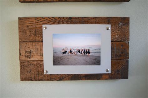 Custome Diy Wood Picture Frames