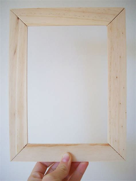 Custome Quote Wood Frame Diy Canvas