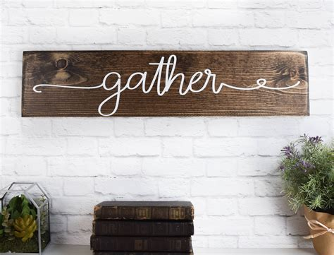 Custome Quote Wood Frame Diy With Sticks