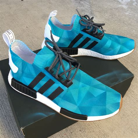 Customizable Adidas Sneakers