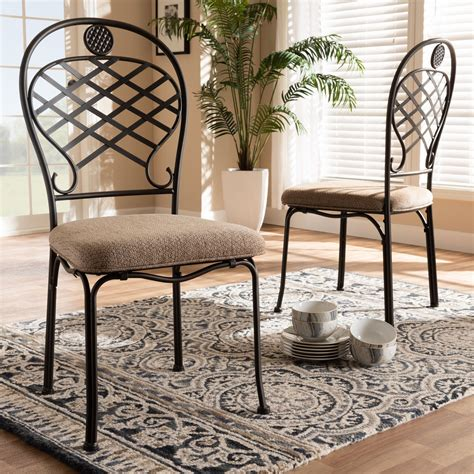 Cute Dining Room Chair Fabric Ideas