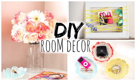 Cute Diy Room Decor Youtube