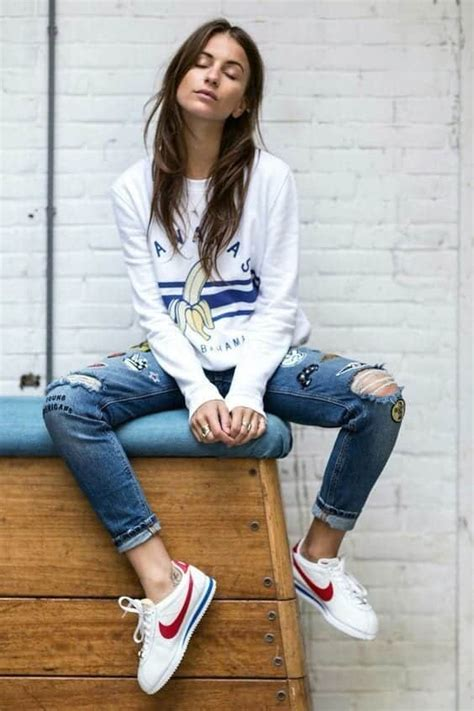 Cute Outfits With Nike Sneakers