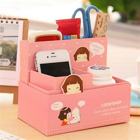 Cute-Diy-Desk-Organizer