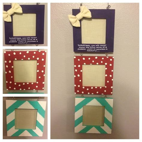 Cute-Diy-Picture-Frames