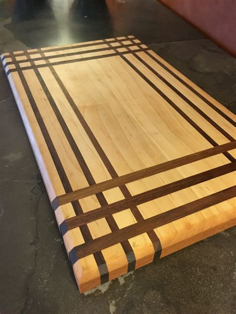 Cutting Board Plans And Designs