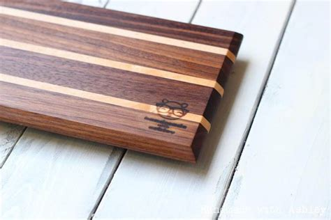 Cutting Board Wood Diy Shutters